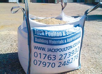AGGREGATES & CEMENTS - Supplied in loose loads, jumbo or 25kg bags