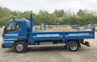 Haulage - 4 Wheeler 4 Tonne Tippers