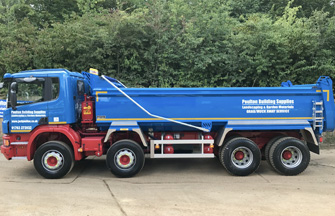 Haulage - 8 Wheeler 20 Tonne Tippers