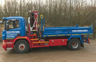 Haulage - 4 Wheeler Tipper/Grab Lorries