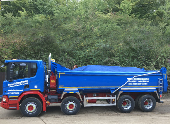 HAULAGE - Tipper lorries available for hire